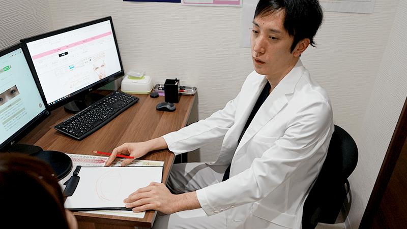 東京中央美容外科仙台院 安本先生