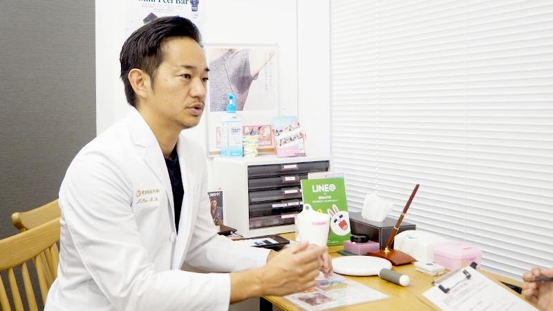 東京美容外科 東京新宿院 小野先生