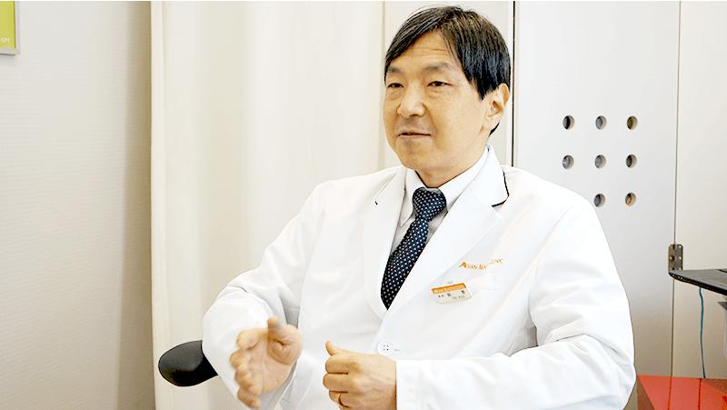 鼻整形メディアチェルノーズ [東京]アジアン美容クリニック鄭先生のインタビュー